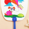 DIY crafts Colouring Fan - MR Party - #1 Party Supplies Singapore