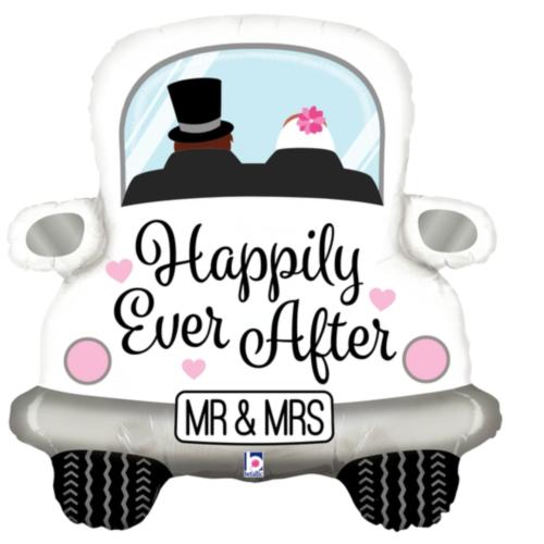 Wedding Car Balloon - Party Balloons Singapore @ MR Party