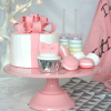 Pink Cake Stand - Cheap Party Supplies Store in Singapore @ MR Part
