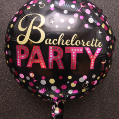 Bachelorette Balloon Decoration @ MR Party #1 Balloon Shop Singapore
