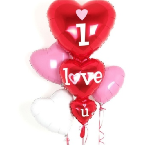 Valentines Day Balloon @ MR Party #1 Balloon Shop Singapore